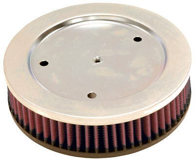 Kn Air Filter Replacement For H/D Screamin' Eagle 1340 89-98