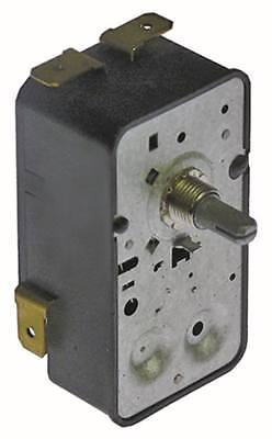Lotus Time Delay Switch G for Griddle Ts-3, Ts-6 Runtime 15min 2x9mm No 2no