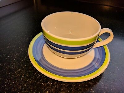 Rosenthal Designers Guild Pesto Collection 1 Cappucinotassenset 2 teilig