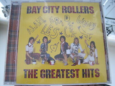 The bay city rollers greatest hits CD birthday