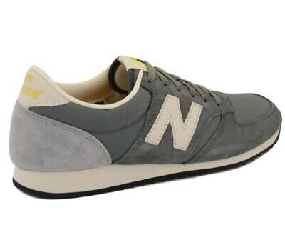 d27bfb95a7152 New Balance Woman 420 Grey Suede Vintage Sneakers Urban Outfitters Uk 4.5  EU 37
