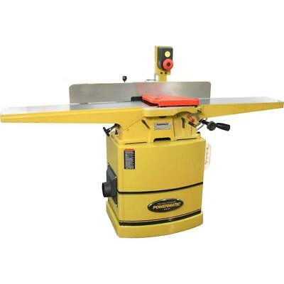 Powermatic-1610086K 60HH, 8in. Jointer, 2HP 1PH with Heli