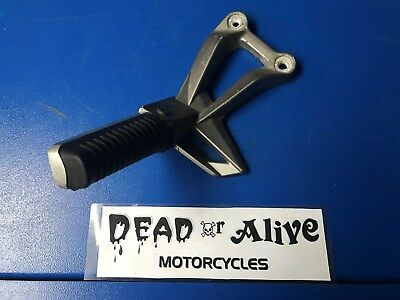 Zontes Monster 125,  Rear Footrest Hanger With Peg (Lhs)
