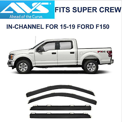 TINTGIANT PRECUT FRONT DOORS WINDOW TINT FOR FORD F-150 SUPER CAB EXT 04-08