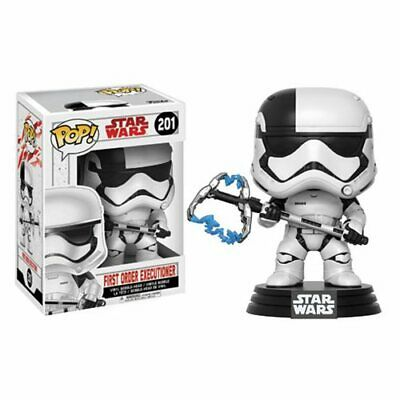 Funko POP! Star Wars - The Last Jedi: First Order Executioner #201 (IN STOCK)
