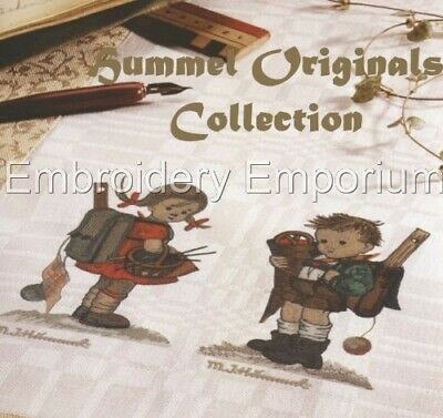 Hummel Originals Collection - Machine Embroidery Designs On Cd Or Usb