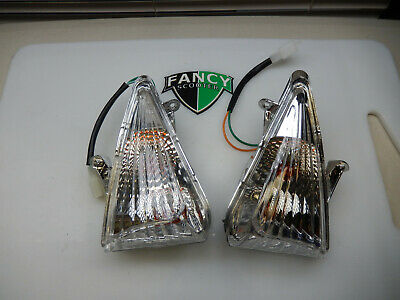 Front Right & Left Turn Signals For Roketa Peace Tpgs-808 (2017) 150Cc Scooters