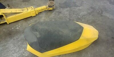 08 09 10 11 12 Skidoo MXZ Renegade Summit Black Yellow Seat Assembly X Package