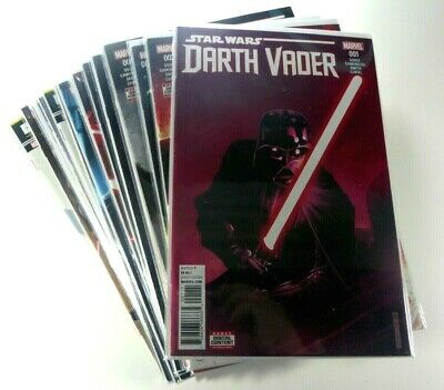 Marvel STAR WARS: DARTH VADER (2017 Vol 2) #1 2 3 4-16 NM (9.4) Ships FREE!