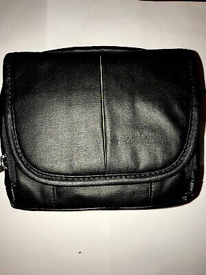 Black Sandstrom Camcorder Camera Case - Immaculate Condition