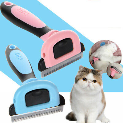 Pet Cat Dog Massage Brush Short / Long Hair deshedding Cleaner Hair Removal comb