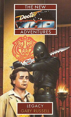 Dr Doctor Who Virgen Missing Adventures Libro - Legacy - (Mint Nuevo) Gary