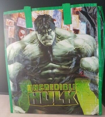 The Incredible Hulk - Autorizado Bolso Tote - Marvel - Mcu Vengadores