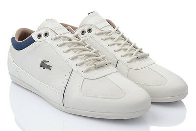59757588f4 LACOSTE EVARA 318 1 Chaussures Homme Loisirs Sneakers à Lacets 7 ...