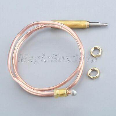 Replacement Universal Gas thermocouple 600mm Fire Pit Fireplace Heater Parts
