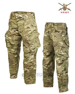 A/T British Army Style Pcs Trousers Mtp
