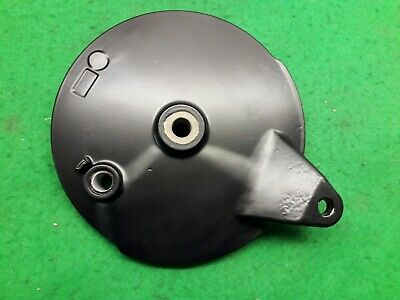 Yamaha Rd350Lc 4L0 4L1 Rd 250 350 Lc Powder Coated Rear Brake Plate Shoe Holder