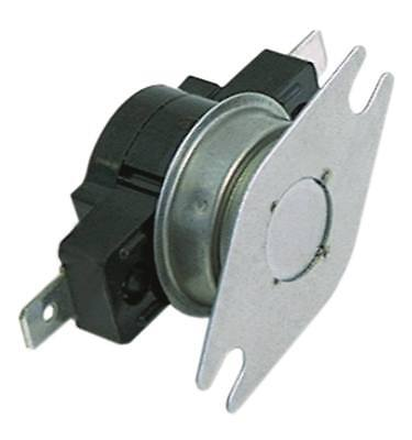 Contact Thermostat 1-pole 1nc 85°C Connection Flat Blade 6,3mm Hole Distance