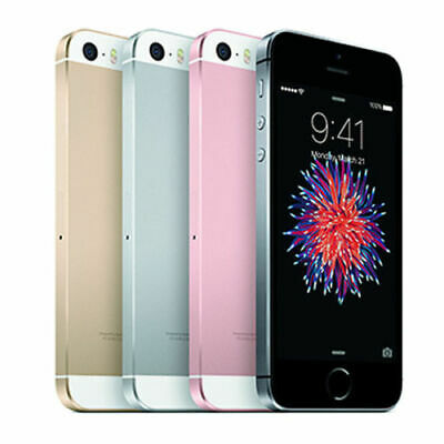 New Apple iPhone SE 16/32/64/128GB Gold/Silver/Grey/Rose Unlocked 1Yr Warranty