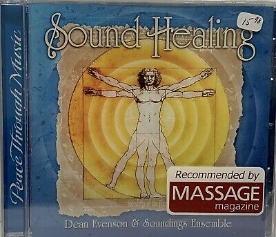 SOUND HEALING, MAGICAL collection of 13 pieces, Dean Evenson