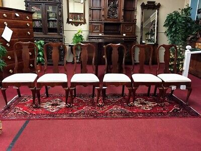 Pennsylvania House Queen Anne Dining Chairs - Six Available - Delivery Available