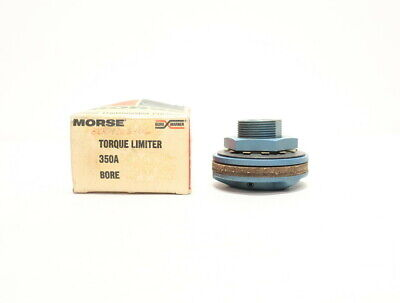 Morse 350A-1 1in Torque Limiter