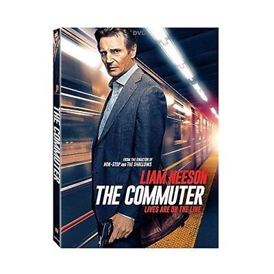 Commuter, The, Excelente DVD, Vera Farmiga, Patrick Wilson, Jonathan Banks, Sam