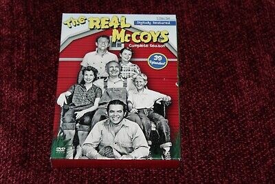 The Real McCoys Complete Season 1 DVD 5 Disc Set
