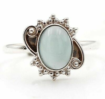 925 Sterling Silver Gemstone Ring Women Jewelry Size 5 6 7 8 9 10 11 12 13 Tb488 Innovatis Suisse Ch