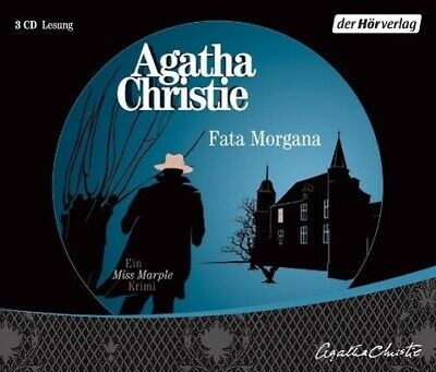 Fata Morgana. 3 CDs Agatha Christie Audio-CD Miss Marple 3 Audio-CDs Deutsch