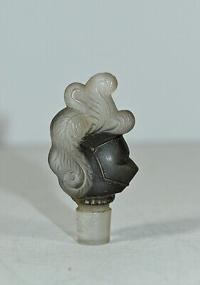 VTG Ciro Le Chevalier de la Nuit Knight of the Night Perfume Bottle Stopper only