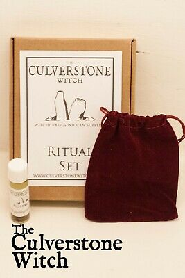 Ritual Spell Bag - Choose from List - Witch Pagan Wicca Witchcraft Magic Ritual