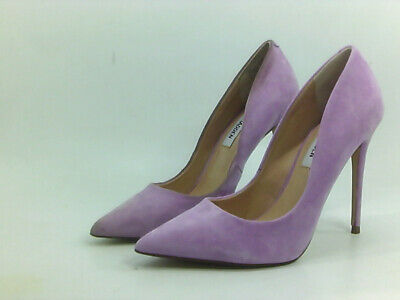 a2fd77718ec STEVE MADDEN DAISIE purple suede new without box size 10 - $49.99 ...