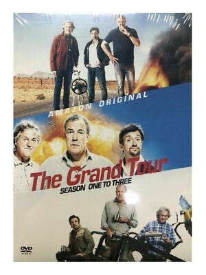The Grand Tour Season 3 DVD Second 3rd Series Box Set Brand New Limited Stock