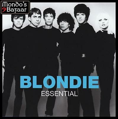 BLONDIE - ESSENTIAL CD ~ DEBORAH HARRY ~ GREATEST HITS / BEST OF 70's *NEW*