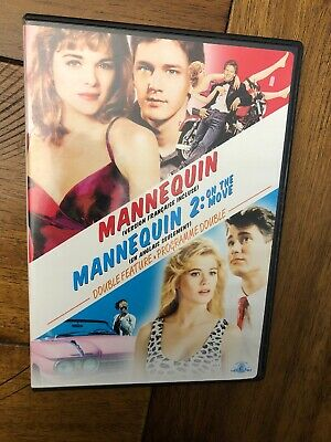 Mannequin/Mannequin 2: On the Move (DVD 2008 2-Disc) Free Shipping in Canada!