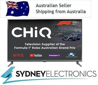 ChiQ 32' Inch 81cm Full HD LED LCD Smart TV Television- L32H5