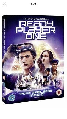 Ready Player One [2018] (DVD) Watched Once