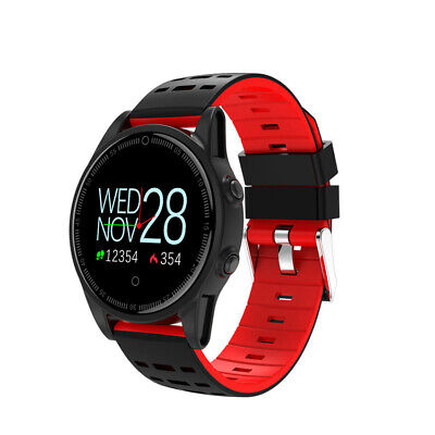 Sport Smart Watch Waterproof Blood Pressure Heart Rate Monitor for iOS Android