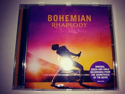 Bohemian Rhapsody Queen Awesome Cd Album Authentic Uk Bargain New Sealed