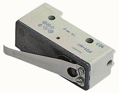 Saia Xo1-h2 Micro Switch for Umgebungstemperaturen to 120°C with Lever 1co