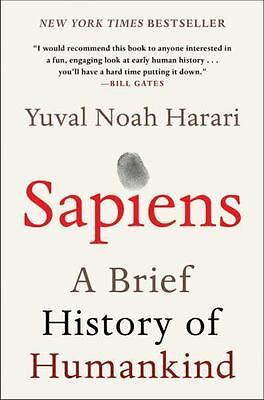 Sapiens: A Brief History of Humankind By Yuval Noah Harari (PDF)(FAST DELIVERY)