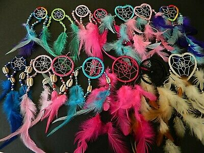 Feathered Dream Catcher Rings Make Your Own Dreamcatcher Diy Kit Craft Activity