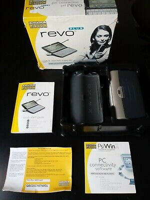 Psion Revo Plus Palmtop PDA mobile organizer - working, boxed & complete