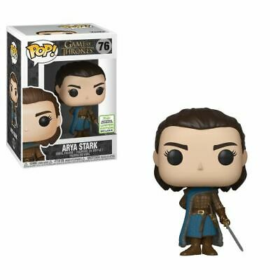[Defauts] Q1 Funko POP Game of Thrones - Arya Stark N°76 Exclusive ECCC 2019