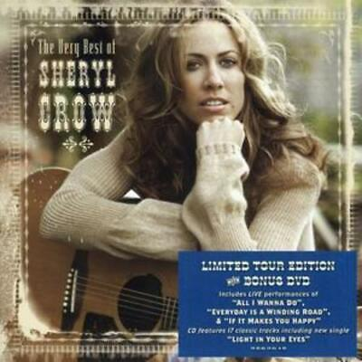Sheryl Crow : Very Best Of, the [includes Dvd] CD 2 discs (2004) Amazing Value