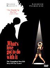 Whats Love Got to Do With It (DVD, 1999) Free Ship Canada!