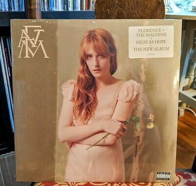 Florence And The Machine - High As Hope, Vinyl LP, 2018, NEW