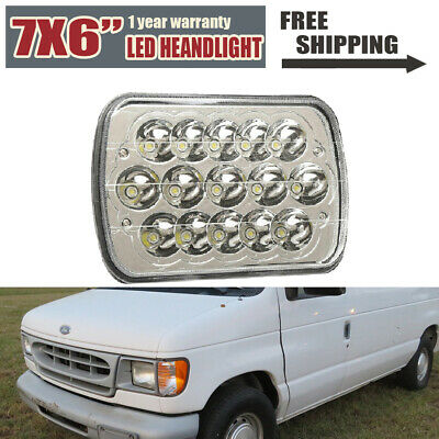 For 1984-1996 C4 Corvette - LED headlight .. Better than HID DOT Approvement