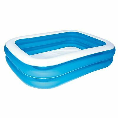 Bestway Large Inflatable Family Swimming Paddling Pool Kids Adults
